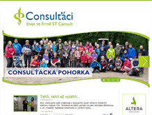 Tablet Preview of consultaci.cz